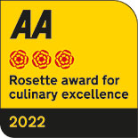 3 Rosettes Culinary Excellence